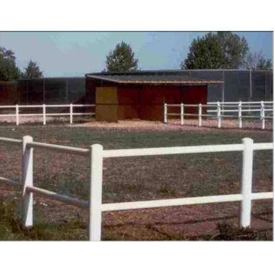 Capannine per paddock for Recinzione elettrica per cavalli